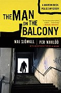 The Man on the Balcony (Vintage Crime/Black Lizard) Cover