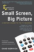 Mediabistro.com Presents Small Screen, Big Picture (08 Edition)