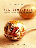 New Decoupage Transforming Your Home with Paper Glue & Scissors