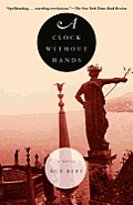 A Clock without Hands: A Novel Cover