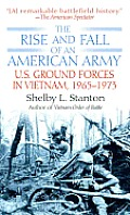 The Rise and Fall of an American Army Cover