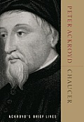 Chaucer: Ackroyd's Brief Lives Cover
