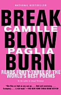 Break, Blow, Burn: Camille Paglia Reads Forty-three of the World's Best Poems Cover