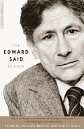 The Edward Said Reader Cover