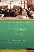 Teaching Stories: An Anthology on the Power of Learning and Literature Cover