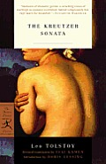 The Kreutzer Sonata Cover