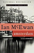 Amsterdam: A Novel Cover