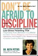 Dont Be Afraid To Discipline