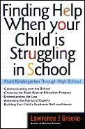 Finding Help When Your Child Is Struggling in School
