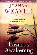 Lazarus Awakening: Finding Your Place in the Heart of God Cover