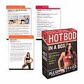 Jillian Michaels Hot Bod in a Box Kick Butt with 50 Exercises from TVs Toughest Trainer