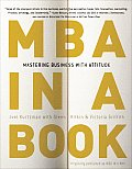 MBA in a Book: Mastering Business with Attitude Cover