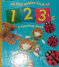 My First Golden Book Of 123s