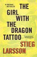 The Girl with the Dragon Tattoo (Vintage) Cover