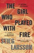 The Girl Who Played with Fire (Vintage)