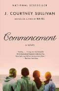 Commencement (Vintage Contemporaries) Cover