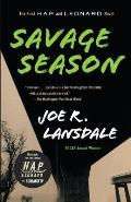 Savage Season Hap & Leonard 01