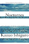 Nocturnes: Five Stories of Music and Nightfall (Vintage International) Cover