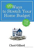 99 Ways to Stretch Your Home Budget Cover