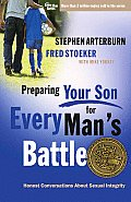 Preparing Your Son for Every Man's Battle: Honest Conversations about Sexual Integrity (Every Man) Cover