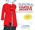 Built by Wendy Coats and Jackets: The Sew U Guide to Making Outerwear Easy Cover