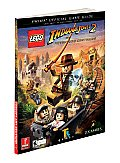 Lego Indiana Jones 2 The Adventure Continues Prima Official Game Guide