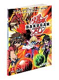 Bakugan Battle Brawlers: Prima Official Game Guide Cover