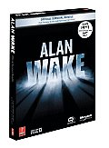 Alan Wake Collector's Edition Bundle: Prima Official Game Guide