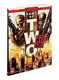 Army of Two: The 40th Day: Prima Official Game Guide (Prima Official Game Guides) Cover