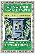 No. 1 Ladies Detective Agency #13: The Limpopo Academy of Private Detection Cover