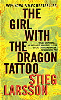 The Girl with the Dragon Tattoo (The Millennium Trilogy #1) Cover