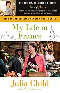 My Life in France (Movie Tie-in) Cover