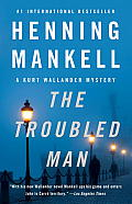 The Troubled Man Cover