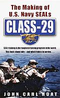Class-29: The Making of U.S. Navy SEALs Cover