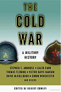The Cold War: A Military History Cover