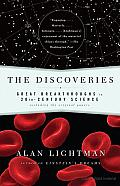 The Discoveries: Great Breakthroughs in 20th-Century Science, including the Original Papers Cover