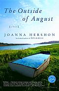 The outside of August Cover