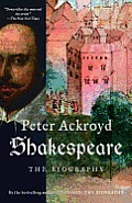 Shakespeare: The Biography Cover