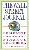 The Wall Street Journal. Complete Personal Finance Guidebook Cover