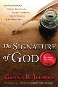 The Signature of God: Astonishing Bible Codes Reveal September 11 Terror Attacks Cover