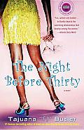 The Night before Thirty: A Novel Cover