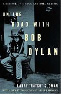 On the Road with Bob Dylan Cover