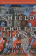 Shield of Three Lions: A Novel Cover