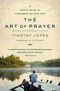 The Art of Prayer: A Simple Guide to Conversation with God Cover