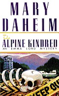 The Alpine Kindred: An Emma Lord Mystery Cover