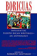 Boricuas: Influential Puerto Rican Writings - an Anthology Cover