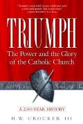 Triumph: The Power and the Glory of the Catholic Church Cover