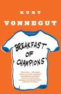 Breakfast of Champions: A Novel Cover