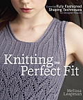 Knitting the Perfect Fit Essential Fully Fashioned Shaping Techniques for Professional Results
