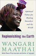 Replenishing the Earth: Spiritual Values for Healing Ourselves and the World Cover